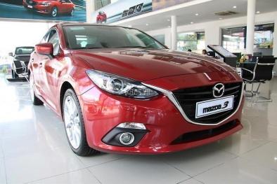 Thị trường xe Mazda tháng 12: Cập nhật giá bán mới nhất tại Việt Nam