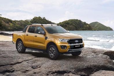 'Gây bão' thị trường cuối năm Ford Ranger có tính năng gì đặc biệt?