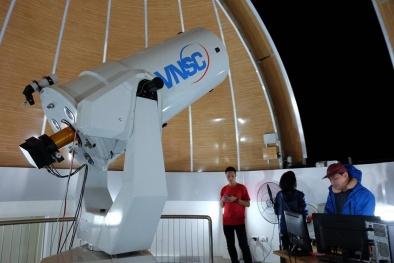 Khám phá bí mật ẩn sau Đài Thiên văn lớn nhất miền Bắc sắp đi vào hoạt động