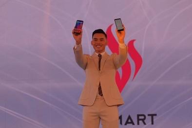 Bộ tứ điện thoại thông minh Vsmart trình làng, giá chỉ từ 2,49 triệu đồng