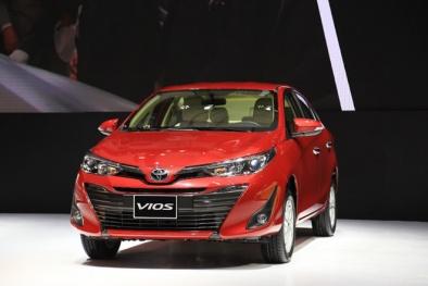 'Ông trùm' phân khúc xe hạng B - chiếc xe nào có thể lật đổ Toyota Vios?