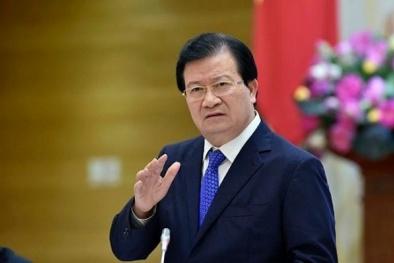 Phó thủ tướng Trịnh Đình Dũng: Xây dựng nền nông nghiệp thông minh hiện đại