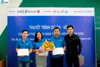6 dự án tranh tài tại chung kết Cuộc thi 'Thử thách sáng tạo xã hội Việt Nam 2018'