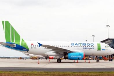 Chiếc máy bay đầu tiên của Bamboo Airways đã có mặt tại Việt Nam
