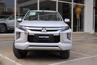 Mitsubishi Triton 2019 dự báo 'gây bão' bởi những tính năng này