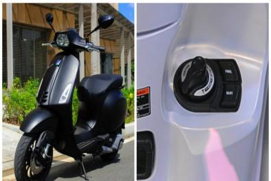 Nhược điểm của chìa khóa thông minh trên xe máy khiến người dùng 'khó chịu'