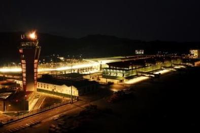 Sân bay Vân Đồn hay 'cuộc du ngoạn trên vùng di sản'