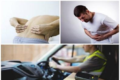 Lái xe dễ mắc hàng loạt bệnh nguy hiểm vì sai lầm không ngờ hàng ngày