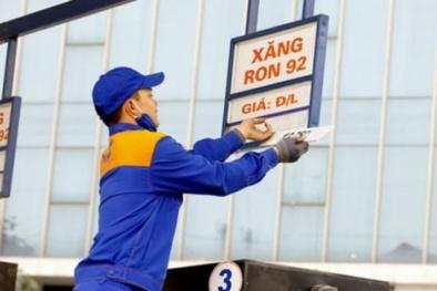 Chính thức áp dụng thuế bảo vệ môi trường với mặt hàng xăng dầu