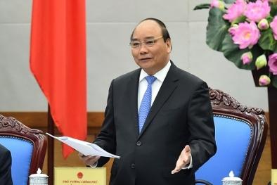 Thủ tướng Nguyễn Xuân Phúc: 'Con đường chúng ta chọn là đúng, tư duy không lỗi nhịp'