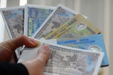 Đổi tiền lẻ dịp Tết không đúng quy định sẽ bị phạt