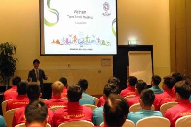 Công nghệ VAR được áp dụng tại Asian Cup 2019 từ vòng từ kết