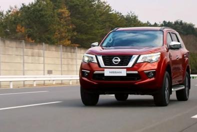 Nissan Terra V sở hữu công nghệ gì để vượt mặt Mitsubishi Pajero Sport Premium?