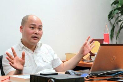 Chủ tịch Bkav nói về biệt danh 'Quảng nổ': 'Tôi là người yếu đuối, nội tâm'