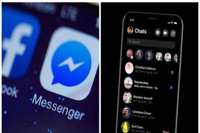 Cài đặt phiên bản Facebook Messenger giúp tiết kiệm pin và bảo vệ mắt