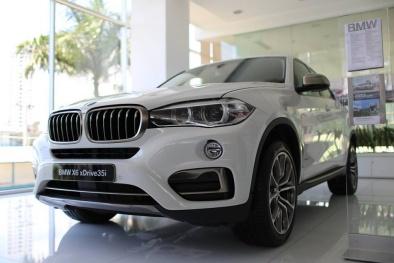 Thaco công bố bảng giá xe BMW mới nhất tháng 1/2019 tại thị trường Việt