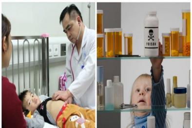 Tưởng thuốc của bố là kẹo, 3 chị em ăn bị ngộ độc: Lời cảnh tỉnh với các bậc cha mẹ