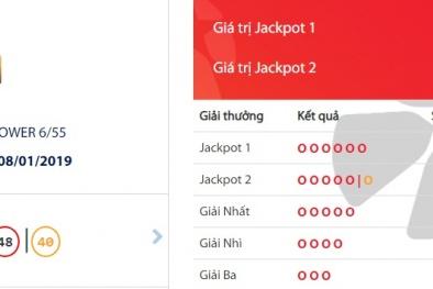 Xổ số Vietlott: 9 người trúng giải nhất, Jackpot lên tới hơn 70 tỷ