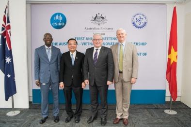 Tăng cường hợp tác KH&CN, đổi mới sáng tạo giữa Việt Nam với Australia