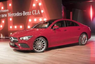 Thị trường ô tô Việt tháng cuối năm: Cập nhật giá xe Mercedes-Benz mới nhất