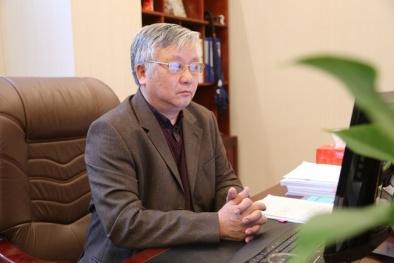 Chặng đường từ giảng viên đại học tới Chủ tịch HĐQT Vinaconex của ông Đào Ngọc Thanh