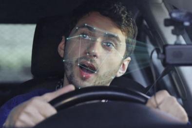 Thiết bị cảnh báo có khả năng phát hiện, làm thức tỉnh các lái xe đang buồn ngủ