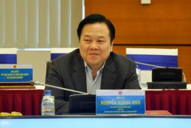 Chủ tịch 'siêu ủy ban' quản lý vốn chia sẻ cách quản lý khối tài sản trên 2,3 triệu tỷ đồng