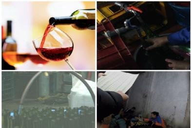 Rượu vang giá ngang nước lọc và quy trình sản xuất ít ai có thể hình dung