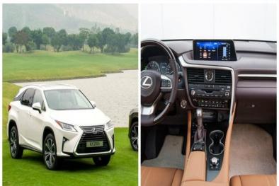 Bán 'đắt như tôm tươi' nhưng Lexus RX200t 2017-2018 vẫn lộ nhược điểm