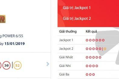 Xổ số Vietlott: Xuất hiện tỷ phú mới trúng Jackpot 77 tỷ, tha hồ tiền tiêu Tết
