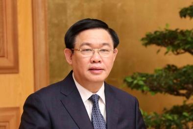 Phó Thủ tướng Vương Đình Huệ: Sẽ xử lý nếu để chậm cổ phần hoá, thoái vốn DNNN