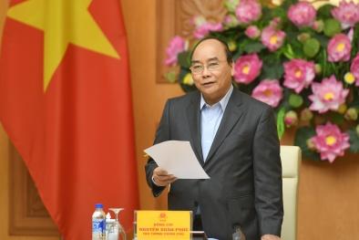 Thủ tướng chủ trì cuộc họp Tiểu ban Kinh tế - Xã hội chuẩn bị Đại hội XIII của Đảng