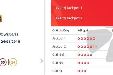 Xổ số Vietlott: Đã tìm ra người trúng giải Jackpot 36,2 tỷ đồng?