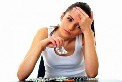 Uống thuốc giảm đau bụng khi 'đến kỳ', hậu quả không ai ngờ