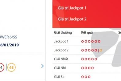 Xổ số Vietlott: Đã tìm ra người trúng giải Jackpot hơn 37 tỷ đồng?