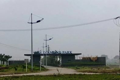 Thanh tra dự án The Diamond Park: UBND huyện Mê Linh thông tin bất ngờ