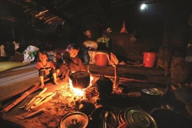Bếp người nghèo 'đỏ lửa' dịp Tết Nguyên đán Kỷ Hợi 2019