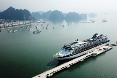 'Cửa sáng' cho du lịch tàu biển Quảng Ninh