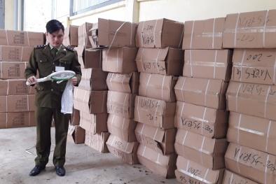 Tóm gọn số lượng 'khủng' hàng hóa không có nhãn phụ Tiếng Việt