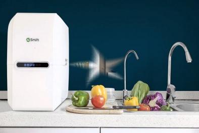 Công nghệ nào của máy lọc nước A. O. Smith khiến người tiêu dùng 'mê như điếu đổ'?