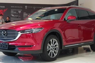 'Đàn anh' của Mazda CX-5 đẹp long lanh sẽ có mặt tại Việt Nam trong năm 2019
