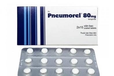 Khẩn cấp thu hồi thuốc Pneumorel do nguy cơ gây rối loạn nhịp tim