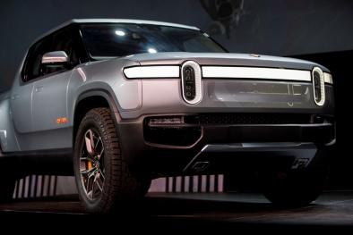 Startup xe điện Rivain được 'rót' 700 triệu USD từ Amazon