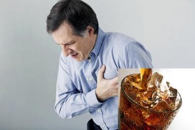 Soda và nước uống trái cây dành cho ăn kiêng có khả năng gây đột quỵ