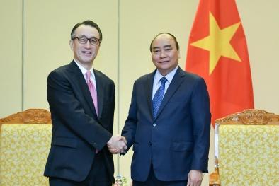 Thủ tướng mong muốn các doanh nghiệp Nhật Bản đầu tư mạnh hơn nữa vào Việt Nam