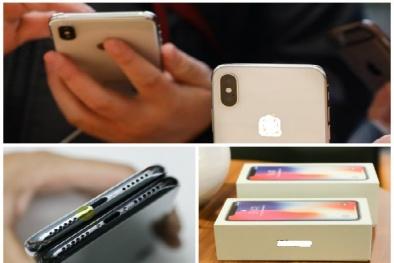 Mua iPhone X cũ cần lưu ý điều gì để không dính phải hàng 'rởm'?