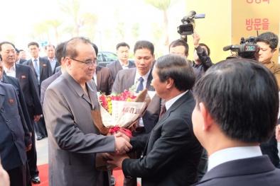 Phái đoàn cấp cao của Triều Tiên thăm Tổ hợp nhà máy Vinfast