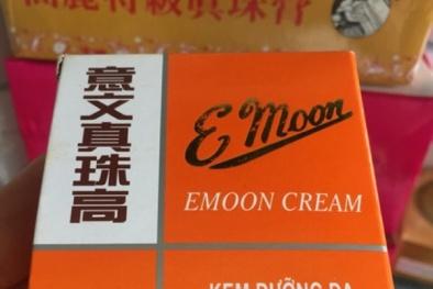 Đình chỉ lưu hành, thu hồi toàn quốc sản phẩm Kem dưỡng trắng da E MOON