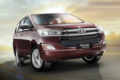Chiếc ô tô SUV 8 chỗ ngồi của Toyota trình làng, giá 510 triệu trình làng