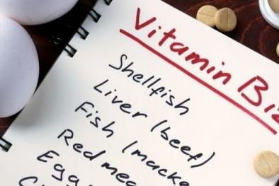 Thiếu vitamin B: Các triệu chứng hàng đầu cần chú ý
